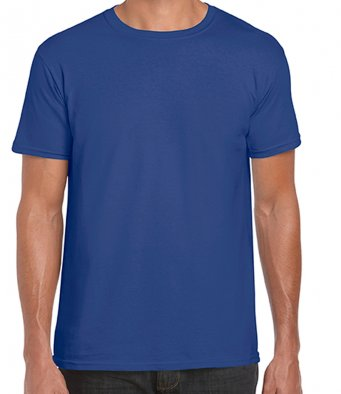 basic t shirt metro blue