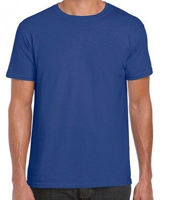 basic t shirt metro blue