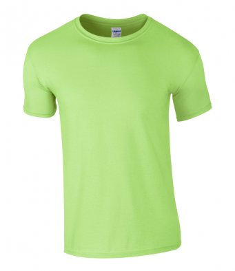 basic t shirt mint