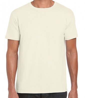 basic t shirt natural