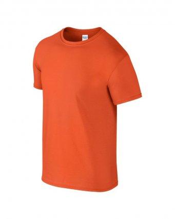 basic t shirt orange