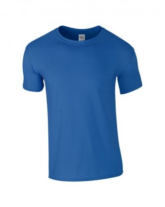 basic t shirt royal