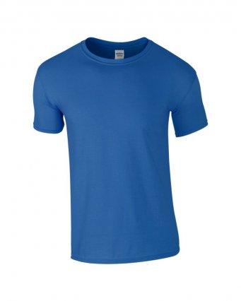 basic t shirt royal