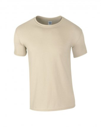 basic t shirt sand