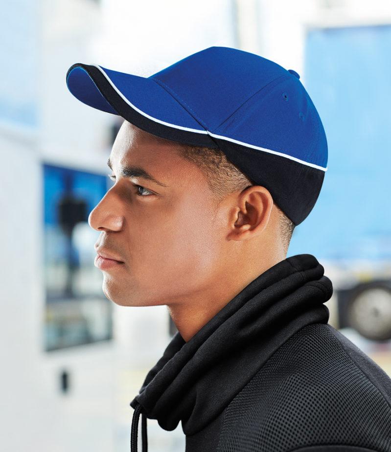 bb171 teamwear cap beechfield