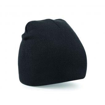black classic beanie