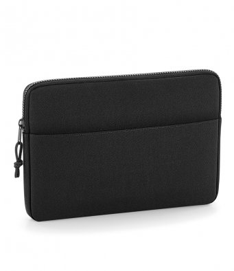 black laptop case