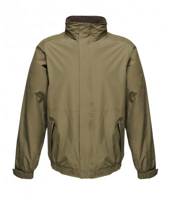 bomber work jacket dark khaki black