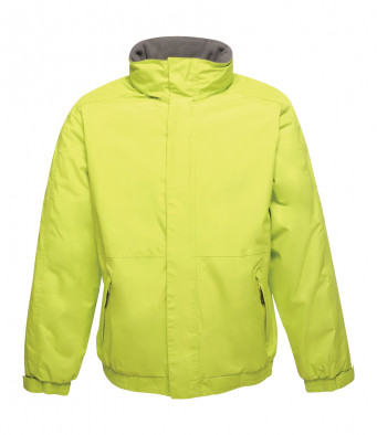 bomber work jacket keylime seal grey