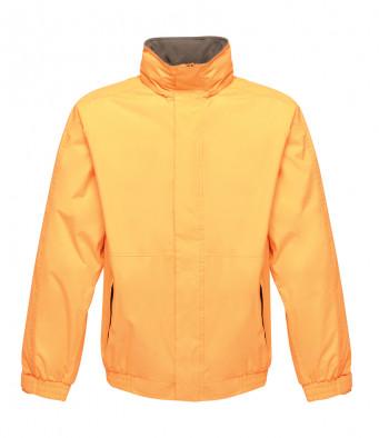 bomber work jacket sun orange seal grey