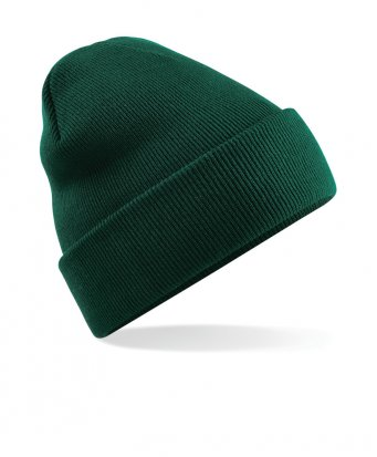 bottle cuffed beanie