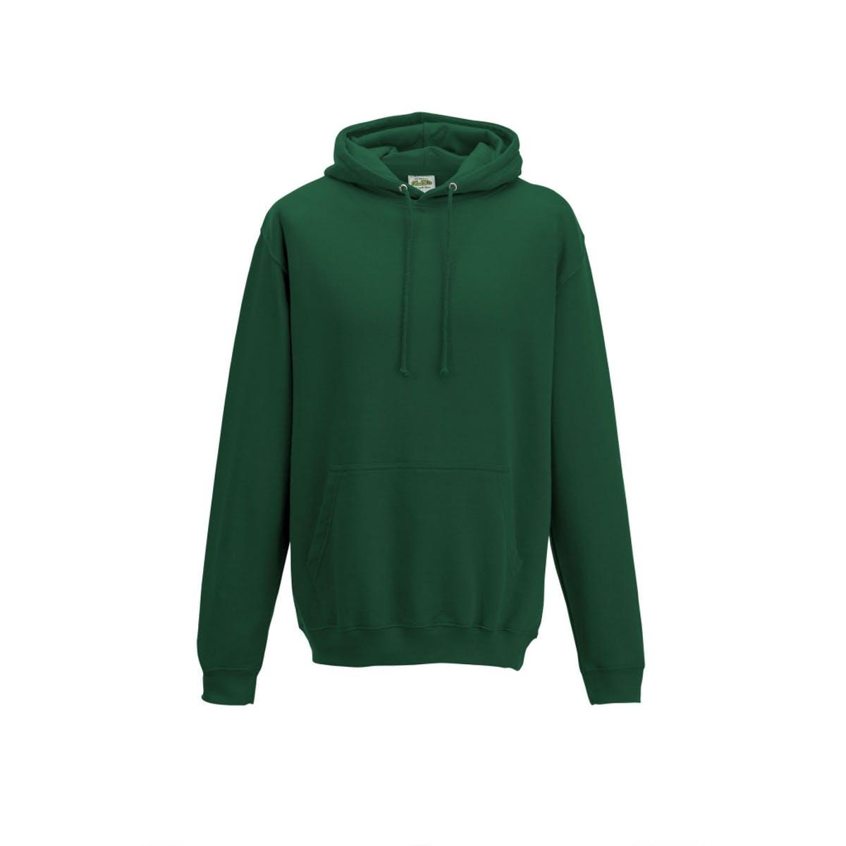 bottle green smoke overhead college hoodies