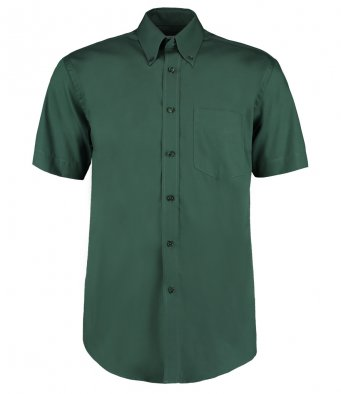 bottle oxford short sleeve shirt