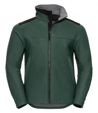 bottle workwear softshell jacket