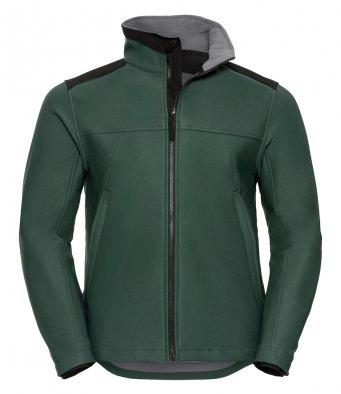 bottle workwear softshell jacket