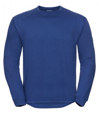 bright royal heavyweight sweatshirt