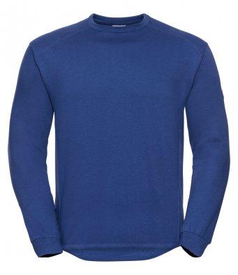 bright royal heavyweight sweatshirt