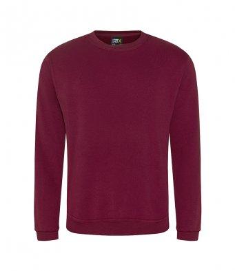 budget sweatshirt burgundy