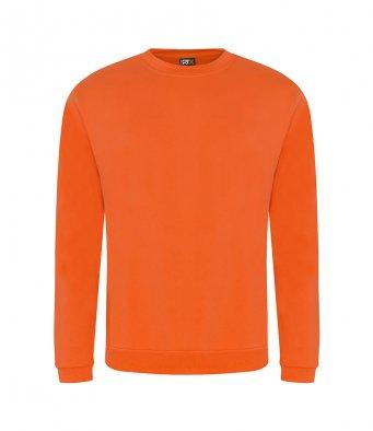 budget sweatshirt orange