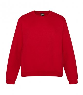 budget sweatshirt red