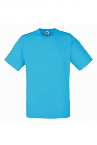 budget t shirt azure