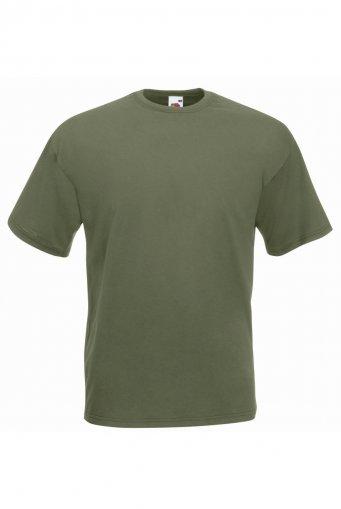 budget t shirt classic olive