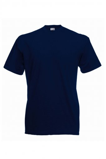 budget t shirt deep navy