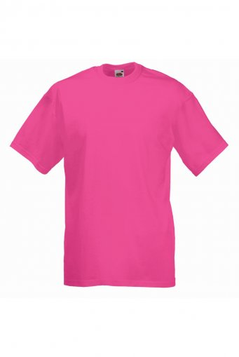 budget t shirt fuchsia