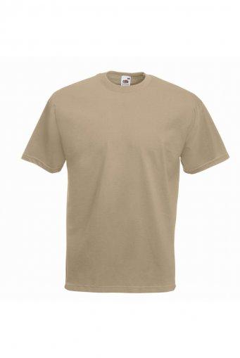 budget t shirt khaki
