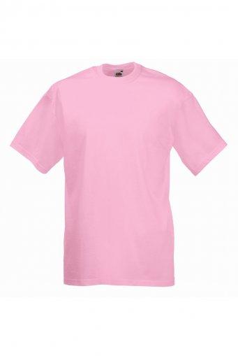 budget t shirt light pink