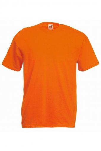 budget t shirt orange
