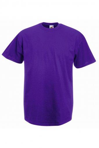 budget t shirt purple