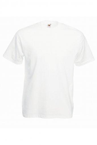 budget t shirt white