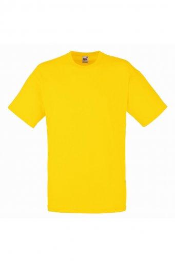 budget t shirt yellow