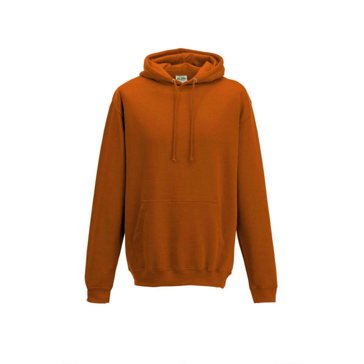 burnt orange smoke overhead college hoodies