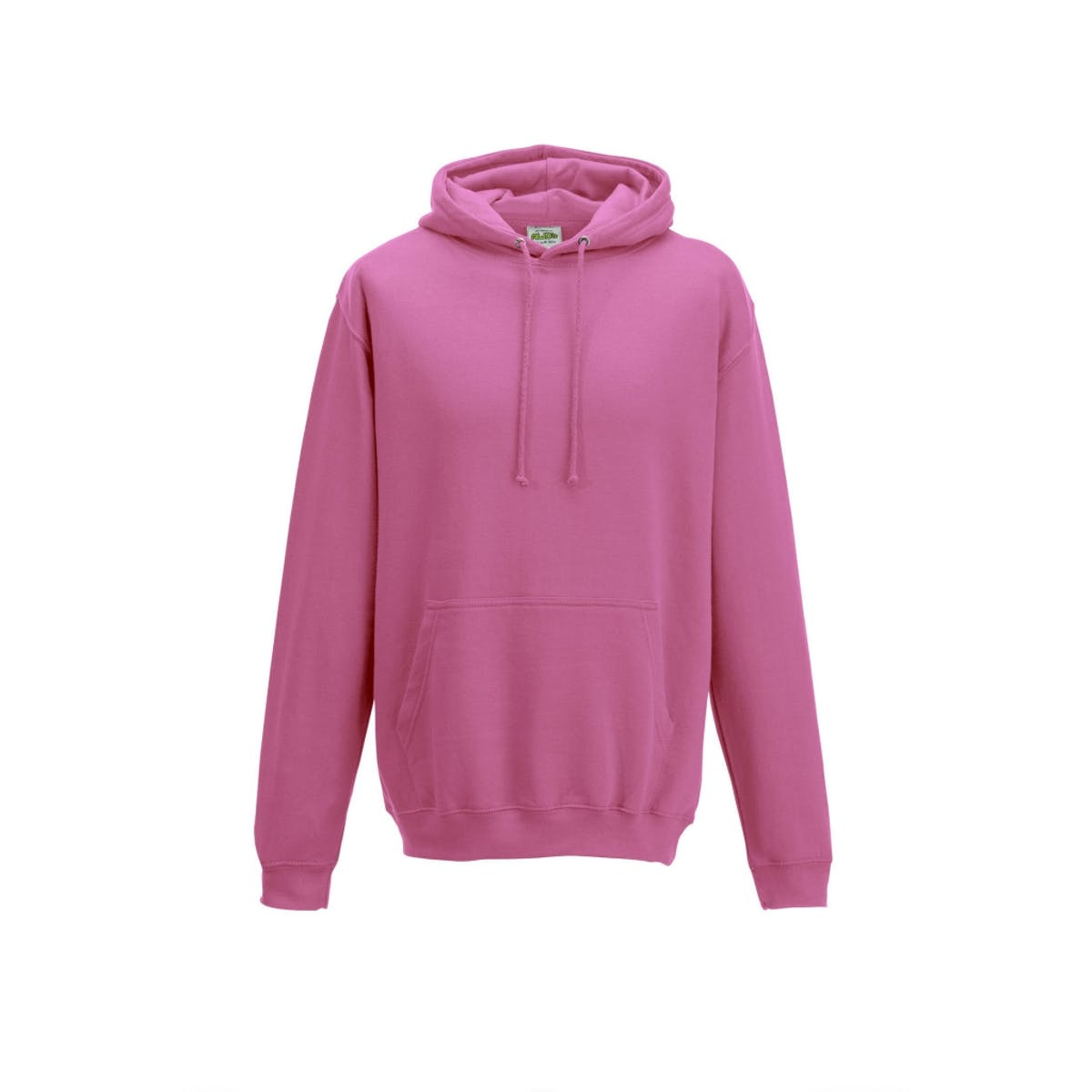 candyfloss pink college hoodies