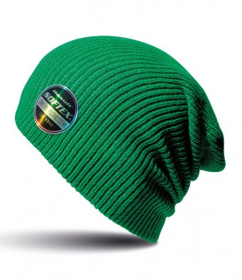 celtic green beanie