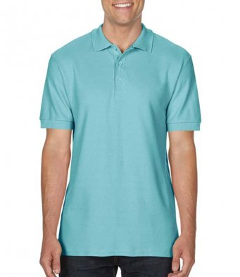 chalky mint premium cotton polo shirt
