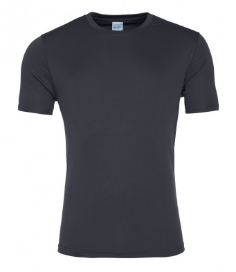 charcoal cool smooth t shirt