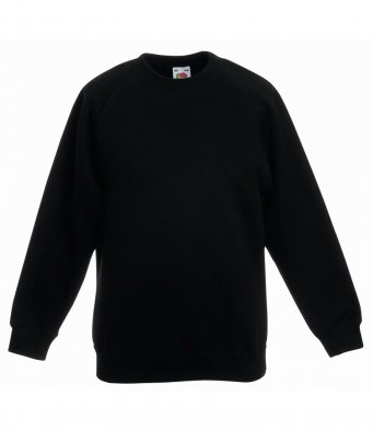 childrens black sweatshirt