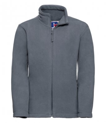 childrens convoy grey fleece jacket