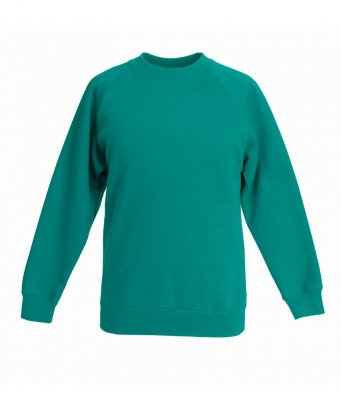 childrens emerald sweatshirt