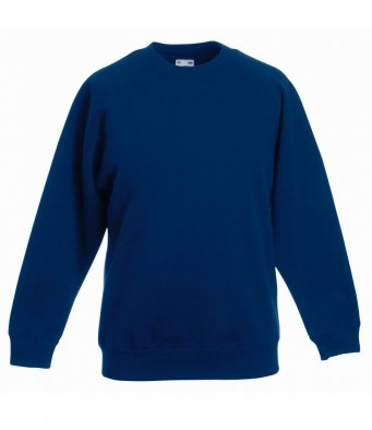 childrens navy sweatshirt