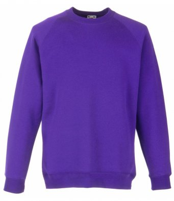 childrens purple sweatshirt