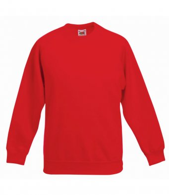 childrens red sweatshirt
