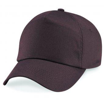chocolate red classic cap