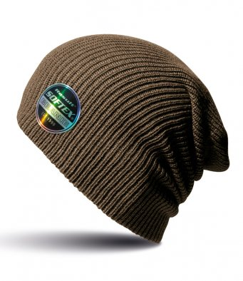 chocolate softex beanie