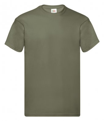 classic olive promotional t shirt