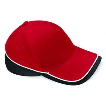 classicred black white teamwear caps