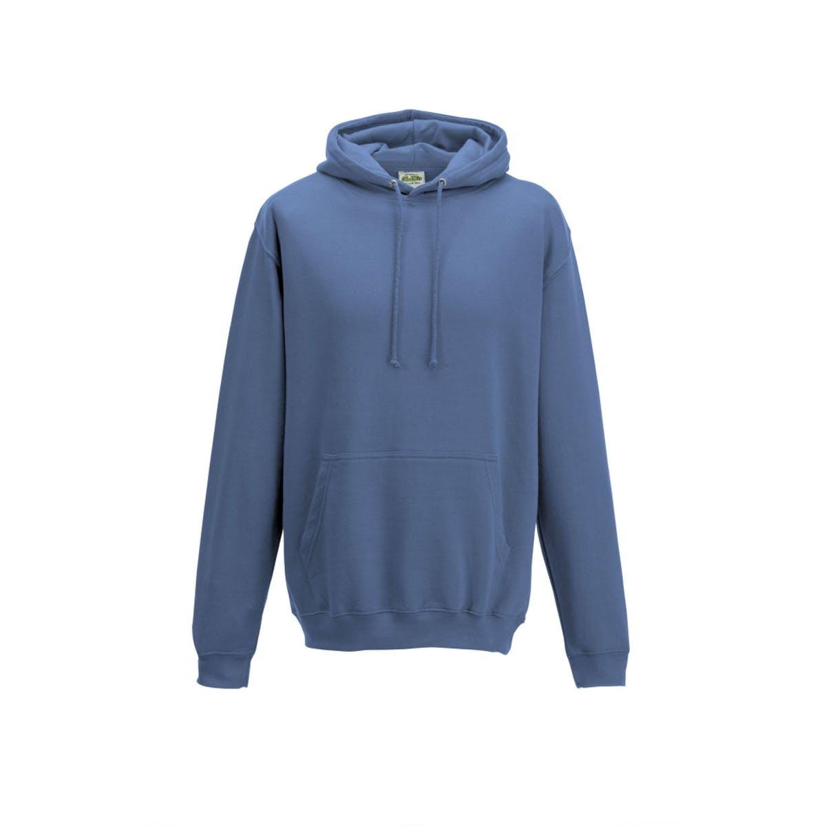 cornflower blue college hoodies